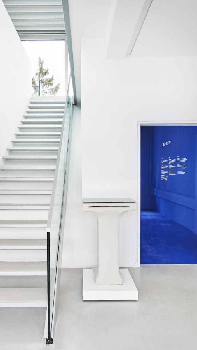Willkommen im Concept Office. Foto: Max Feldhoff