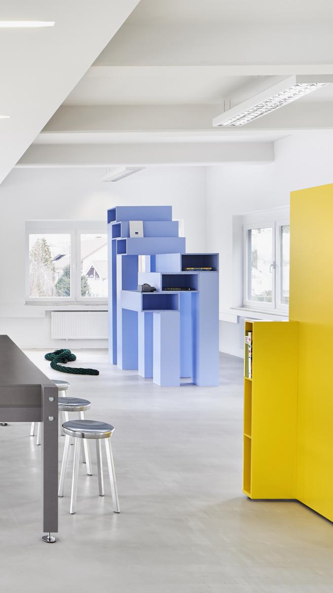 Skulptur, Objekt, Möbel. Foto: Max Feldhoff