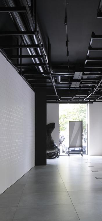 Blick in den Fenix-Showroom.