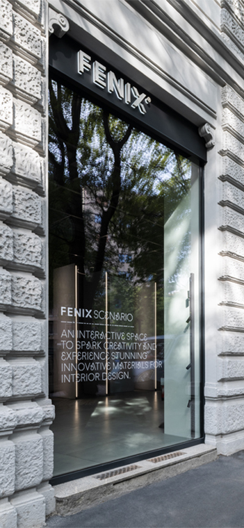 Im Herzen des Stadtteils Brera in Mailand liegt Fenix Scenario.