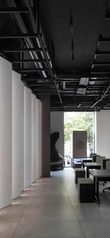 Mobile, flexible Möbel ermöglichen eine hohe Flexibilität im Raum.