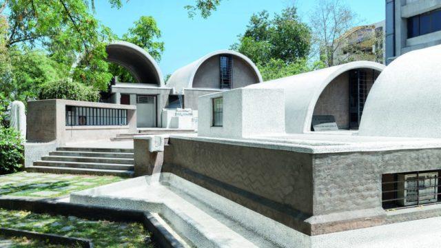 Balkrishna Doshi, Architekturzentrum Wien Az W