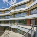 Stefan Rappold, Schulgebäude, Behnisch Architekten