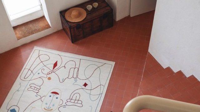 Abgepasste Teppiche, Nanimarquina, Jaime Hayon