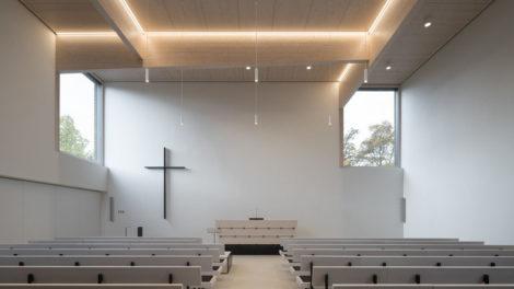 Neuapostolische Kirche, a+r Architekten