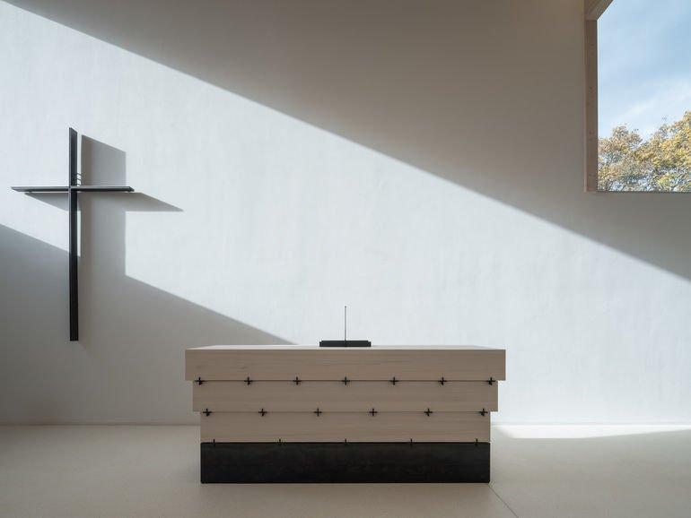 a+r Architekten, Altarraum