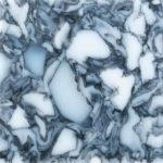 Plattenwerkstoff aus Polyethylen