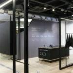 Pop-up-Store für Porsche