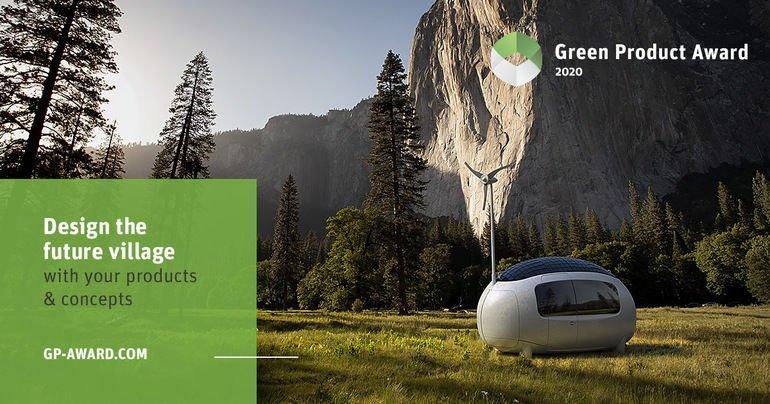 Wie können wir unser Konsumverhalten sinnvoll ändern? Welche Produkte gehören in ein nachhaltiges Heim? Wie sehen die Konzepte für eine grüne Zukunft aus? Unter dem Slogan 'Design the Future Village' sucht der Green Product Design Award zukunftsfähige Lösungen.