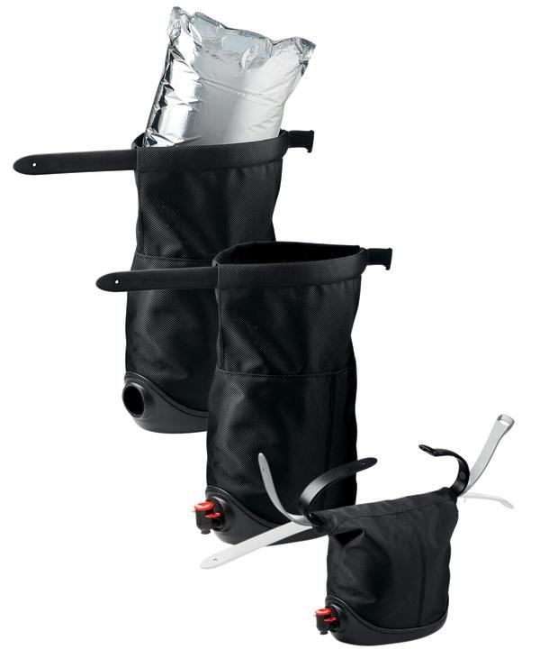 /dunkelgrau Bad und B/üro schlanker Abfalleimer mit 5,7 L Volumen f/ür K/üche kleiner Papierkorb aus Kunststoff im modernen Design mDesign rechteckiger M/ülleimer mit Griffen