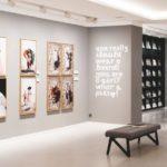 Retail Design-Konzept, Ausstellung