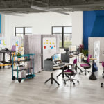Michael Held, Steelcase, Flex Collection