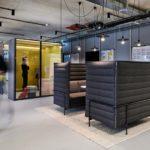 Lebensraum Büro, Agile Arbeitswelt, Vitra, blocher partners, Leonhardt