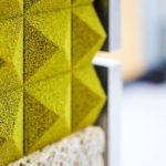 Agile Arbeitswelt, blocher partners, Leonhardt, akustisch wirksame Oberflächen