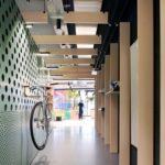 Agile Arbeitswelt, Fahrrad, blocher partners, Leonhardt