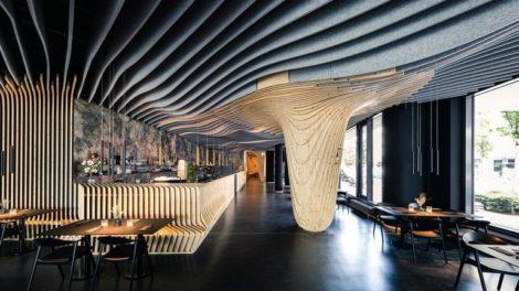 Bermüller + Niemeyer, Fichtenholzlamellen
