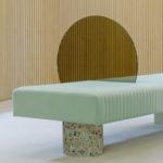 Sitzelement, Vanessa Heepen, Kundenservicebereich KaDeWe
