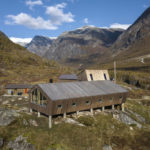 Schutzhütten, Snohetta, Holz