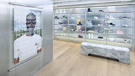 Retaildesign von Snøhetta