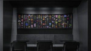 Snøhetta, Café-Lounge, kooo architects, Tokio, Burnside, Blumenkunstwerk
