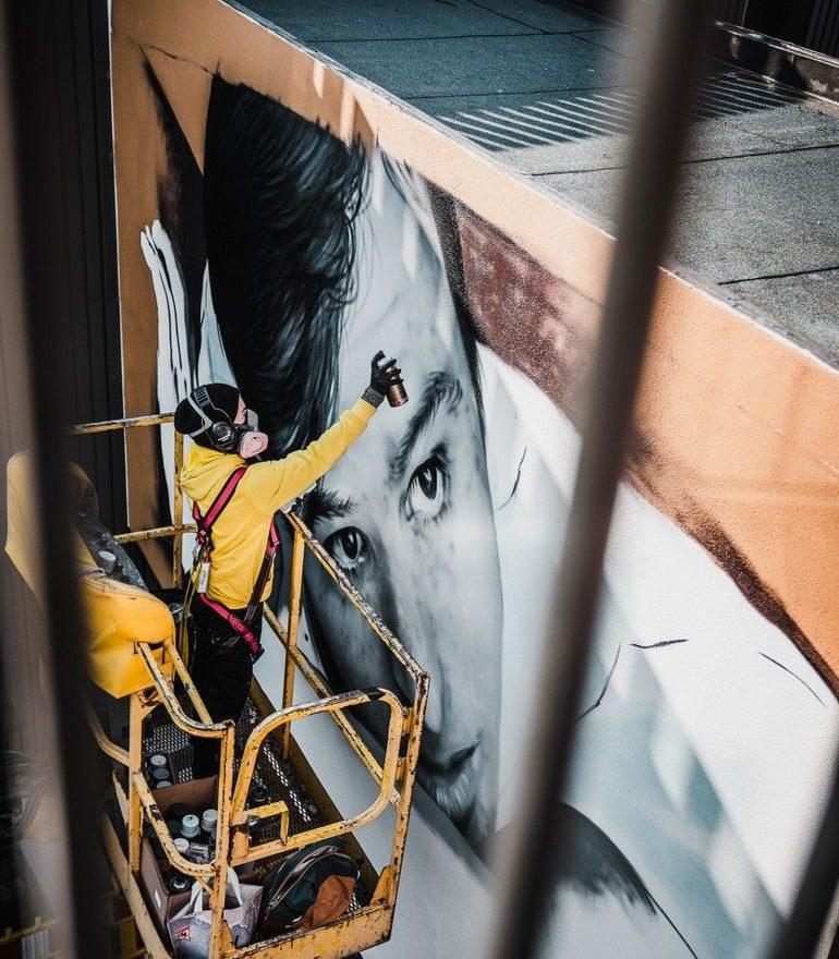 Urban Art-Hotel, Streetart, Realace GmbH