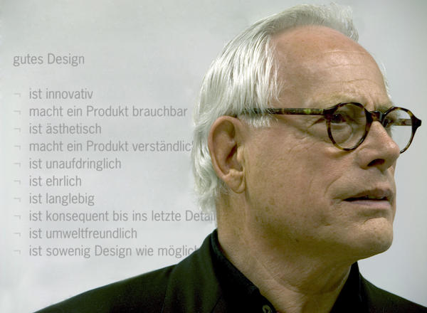 dieter rams einzigartige dauerleihgabe md mag. Black Bedroom Furniture Sets. Home Design Ideas