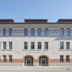 Dannien Roller Architekten, Amtsgericht, Sanierung, Bauen im Bestand