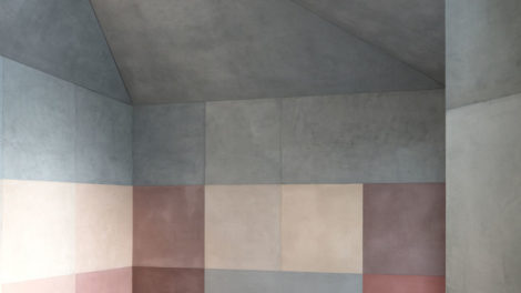 Lukas Imhof Architektur, Eingangshalle