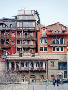 Architekturführer Tiflis