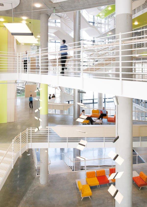 Architektur der nachhaltigkeit behnisch architekten md mag - Behnisch architekten boston ...