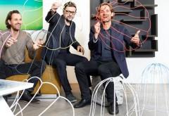 Das kreative Trio von Destilat: Thomas Neuber, Harald Hatschenberger, Henning Weimer. Foto: Destilat