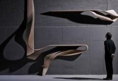 Design made in Ireland – 'Enignum Shelf XIII' von Joseph Walsh Studio. Foto: ID2015