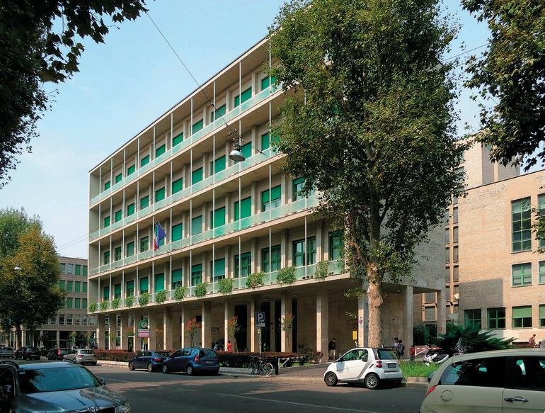 Stadtf hrer architektur in mailand md mag for Architektur mailand