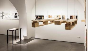 Impressionen der Ausstellung 'EMEE Young Scenographers Contest' im Museum im Palais in Graz. Fotos: Janine Pichler
