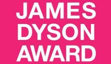 Der James Dyson Award wird in 20 Ländern durchgeführt. Logo: James Dyson