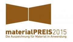 Materialpreis 2015 – Die Auszeichnung für innovatives Material in der Anwendung. Foto: raumprobe