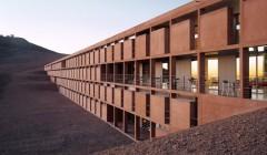 Das Architekturbüro Auer + Weber ist mit seinem Hotelprojekt ESO (Chile) bei der Ausstellung 'Contemporary Architecture. Made in Germany' in Paris vertreten. Foto: Roland Halbe