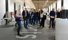 Im Rahmen der internationalen Leitmesse Ambiente findet die 'Talents' statt - eine Plattform für junge Designer, die mit Unternehmen und Entscheidern in Kontakt treten wollen. Foto: Messe Frankfurt