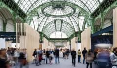 Das Grand Palais verteilt mehr als 5000 m² Ausstellungsfläche auf einem kreuzförmigen Grundriss. Vom 10. bis zum 13. September 2015 findet hier die Kunsthandwerks- und Designmesse 'Révélations' statt. Foto: photoproevent