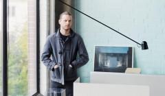 Mit einem Industrial Design Master (AHO, Oslo) und anschließendem Master of Fine Arts in Design (HDK, Gothenburg) in der Tasche, gründete Daniel Rybakken 2008 sein Studio. Fotos: Luceplan