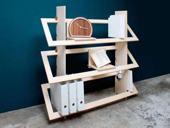 zu gast in k ln designers tower md mag. Black Bedroom Furniture Sets. Home Design Ideas