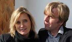 Der Kunsthistoriker (Jg. 1967) und die Bauingenieurin (1970), beide Architekten, arbeiteten bereits seit 1995 in ihrem Büro Claerhout-Van Biervliet zusammen, als sie 2008 Kinetura gründeten. Foto: Kurt Vansteelant