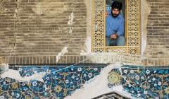Großer Basar von Teheran. Der Basar besteht heute aus insgesamt zehn Kilometer langen Gassen und Zehntausenden von kleinen Läden. Er ist einer der jüngsten Anlagen im Nahen Osten. Foto: Claudia Luperto