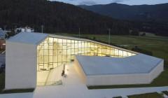Kategorie Sonstige Bauten: Stifter + Bachmann Architekten erhalten für ihre Kletterhalle in Bruneck den best architects Award. Foto: Rene Riller