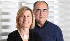 Ana Paula Pinheiro und Rui Barreiros Duarte suchen einfache Lösungen für ihre komplexen Sanierungsvorhaben. Jüngstes Beispiel: das Museu da Presidência da República inBelém/ Lissabon. Foto: Telmo Miller