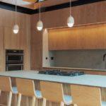 Küchenarbeitsplatten: Neolith Beton in der Anwendung