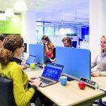 Raumkonzept, Büroplanung, Desk-Sharing