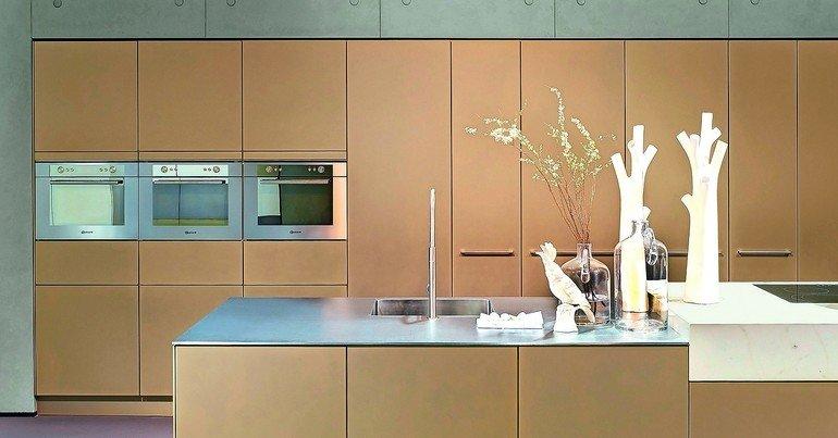 alno edelstahl ultralight md mag. Black Bedroom Furniture Sets. Home Design Ideas