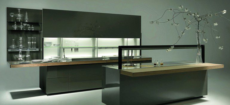 valcucine sthetik im schub md mag. Black Bedroom Furniture Sets. Home Design Ideas
