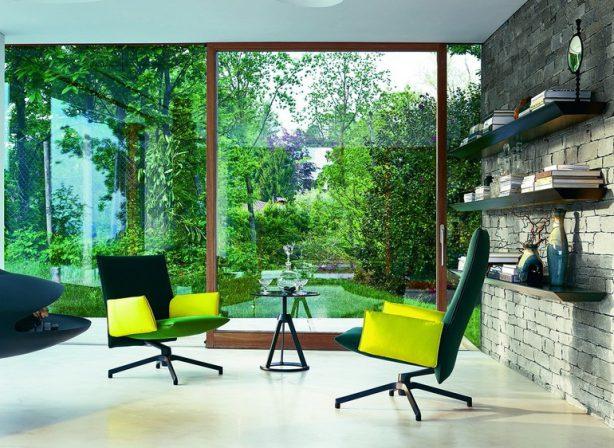 knoll international klares profil md mag. Black Bedroom Furniture Sets. Home Design Ideas